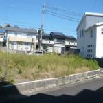 【清水区港南町売土地】標高37mにある建築条件なしの土地