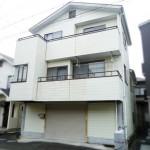 【駿河区鎌田中古住宅】三階建てリフォーム済み再生住宅