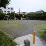 【静岡市葵区田町2丁目売土地】すべり台まで徒歩1分!公園近くのキレイな区画